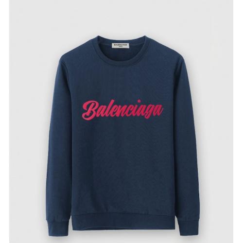 Balenciaga Hoodies Long Sleeved O-Neck For Men #805230