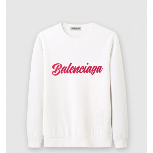 Balenciaga Hoodies Long Sleeved O-Neck For Men #805231