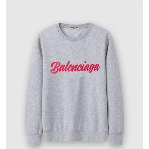 Balenciaga Hoodies Long Sleeved O-Neck For Men #805232