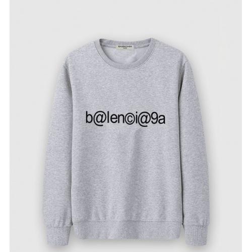 Balenciaga Hoodies Long Sleeved O-Neck For Men #805233