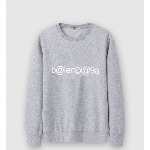 Balenciaga Hoodies Long Sleeved O-Neck For Men #805237