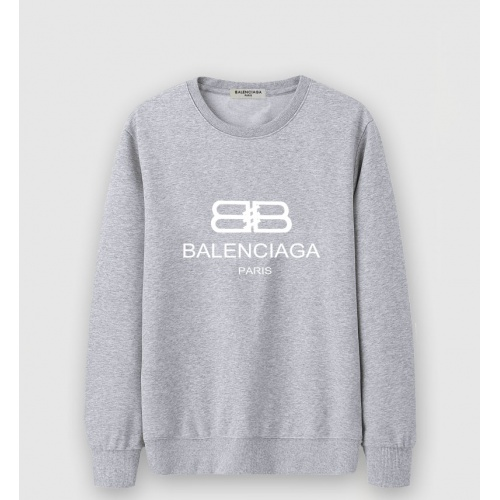 Balenciaga Hoodies Long Sleeved O-Neck For Men #805239