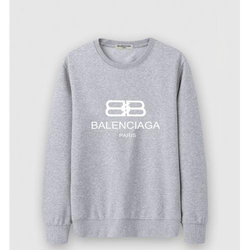 Balenciaga Hoodies Long Sleeved O-Neck For Men #805239
