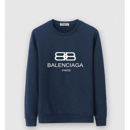 Balenciaga Hoodies Long Sleeved O-Neck For Men #805241 $34.92 USD, Wholesale Replica Balenciaga Hoodies