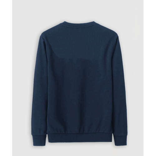 Replica Balenciaga Hoodies Long Sleeved O-Neck For Men #805241 $34.92 USD for Wholesale