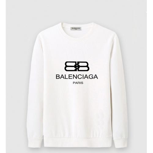 Balenciaga Hoodies Long Sleeved O-Neck For Men #805242