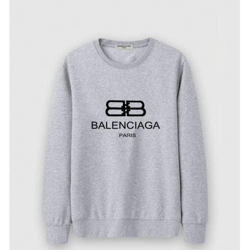 Balenciaga Hoodies Long Sleeved O-Neck For Men #805244