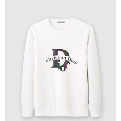 Christian Dior Hoodies Long Sleeved O-Neck For Men #805253