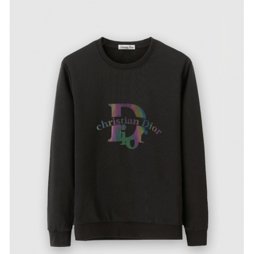Christian Dior Hoodies Long Sleeved O-Neck For Men #805256
