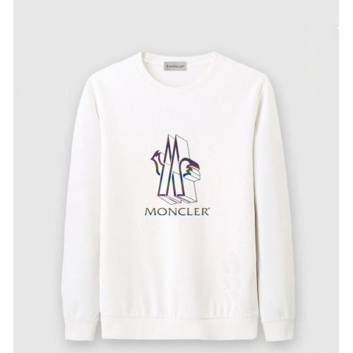 Moncler Hoodies Long Sleeved O-Neck For Men #805287