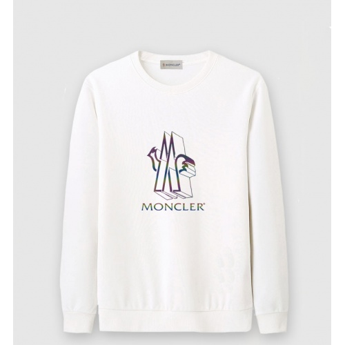 Moncler Hoodies Long Sleeved O-Neck For Men #805311