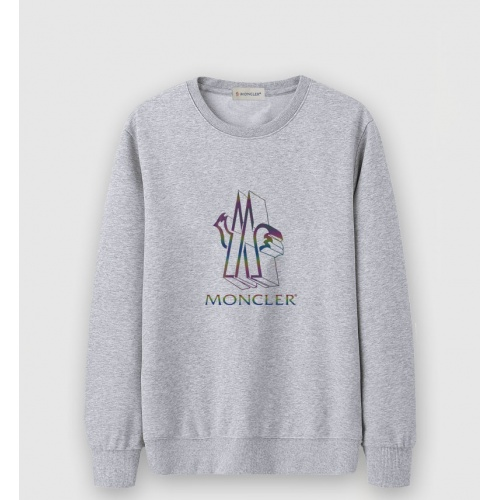 Moncler Hoodies Long Sleeved O-Neck For Men #805313