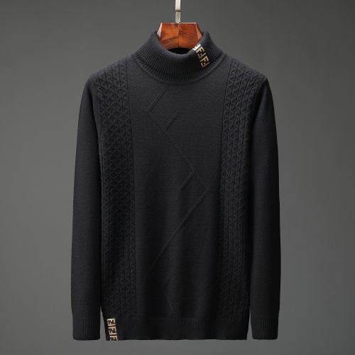 Fendi Sweaters Long Sleeved For Men #805488