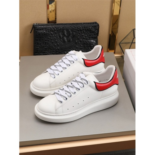Alexander McQueen Casual Shoes For Men #805556
