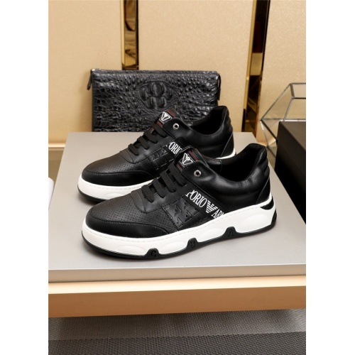 Armani Casual Shoes For Men #805560