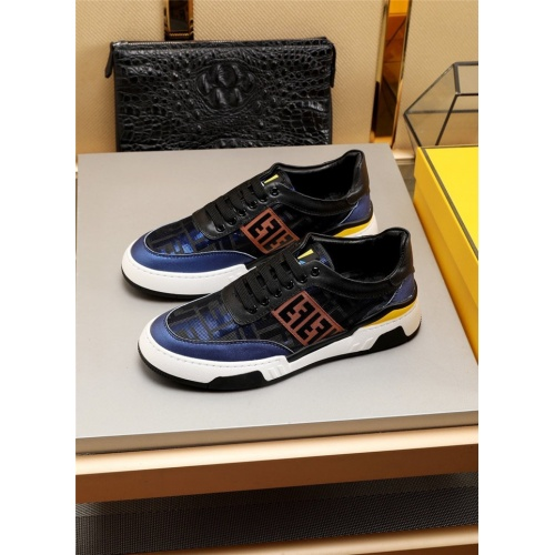 Fendi Casual Shoes For Men #805562