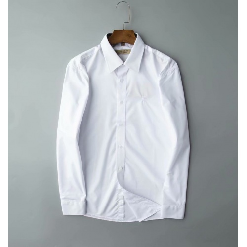 Thom Browne TB Shirts Long Sleeved Polo For Men #805625