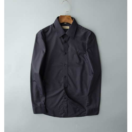 Thom Browne TB Shirts Long Sleeved Polo For Men #805626