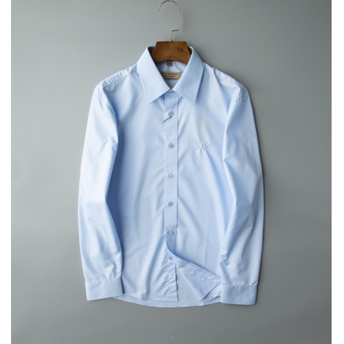 Thom Browne TB Shirts Long Sleeved Polo For Men #805627