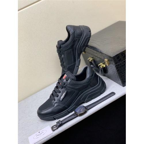 Prada Casual Shoes For Men #805643