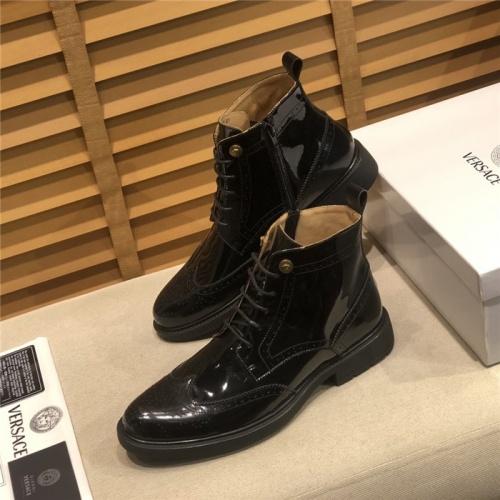 Versace Boots For Men #805687