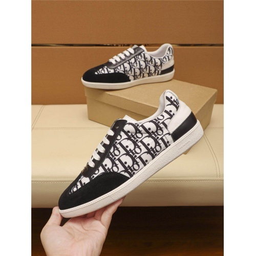 Christian Dior Casual Shoes For Men #805703 $65.96, Wholesale Replica Christian Dior Casual Shoes