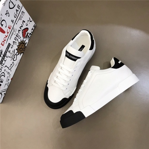 Dolce & Gabbana D&G Casual Shoes For Men #805742