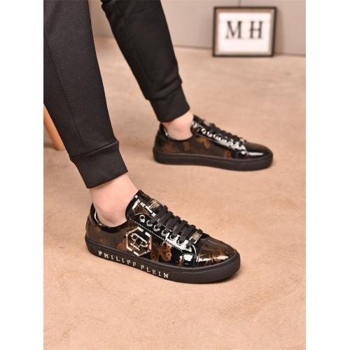 Philipp Plein PP Casual Shoes For Men #805753 $73.72, Wholesale Replica Philipp Plein Shoes