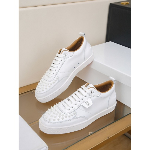 Christian Louboutin CL Casual Shoes For Men #805767