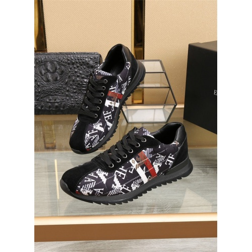 Armani Casual Shoes For Men #805781