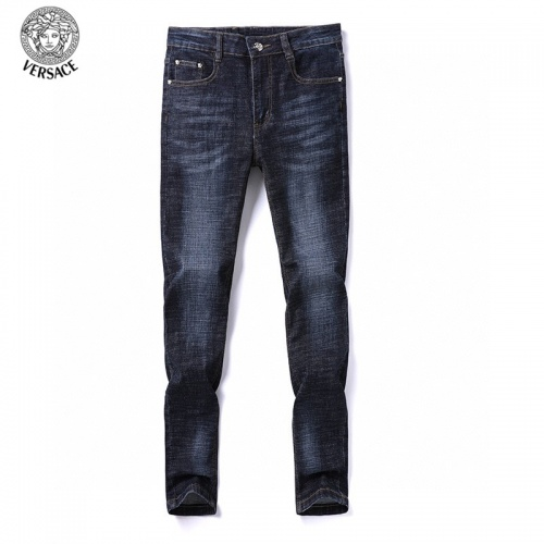 Versace Jeans Trousers For Men #805872 $40.74, Wholesale Replica Versace Jeans