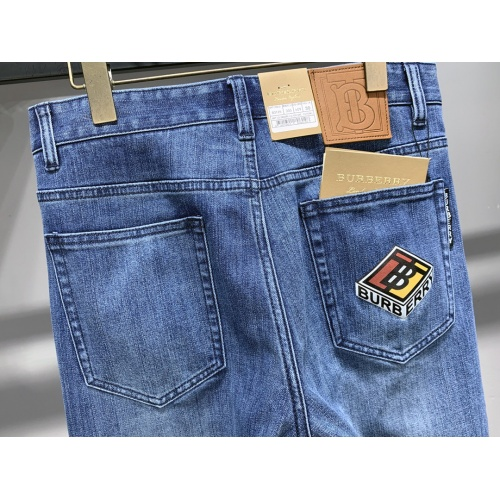 Replica Burberry Jeans Trousers For Men #805876 $39.77 USD for Wholesale