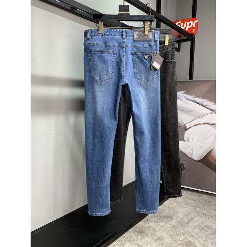 Prada Jeans Trousers For Men #805878