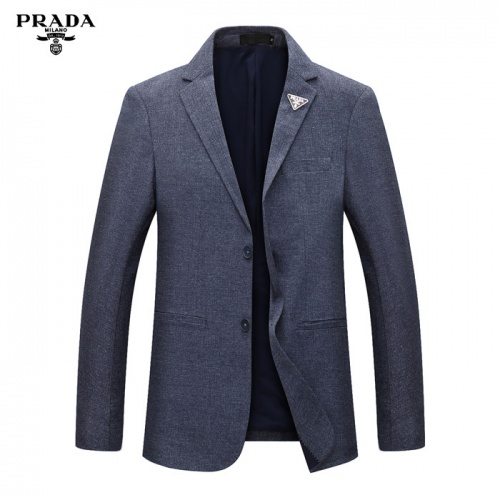 Prada Suits Long Sleeved For Men #805883