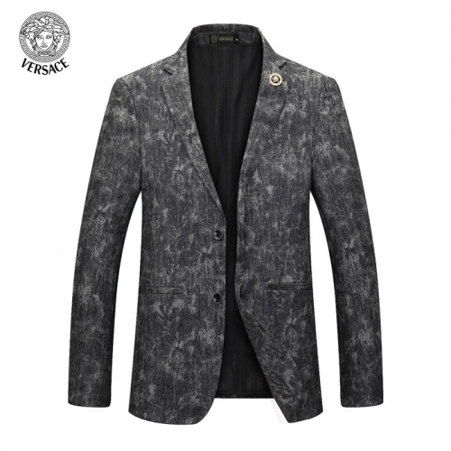 Versace Suits Long Sleeved For Men #805888