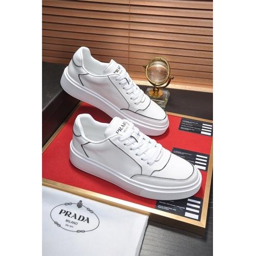 Prada Casual Shoes For Men #805895