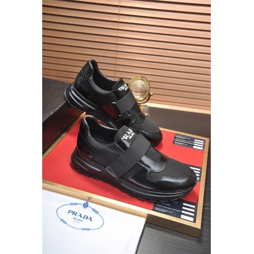 Prada Casual Shoes For Men #805897