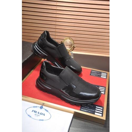 Prada Casual Shoes For Men #805898