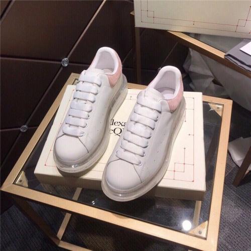Alexander McQueen Casual Shoes For Women #805925