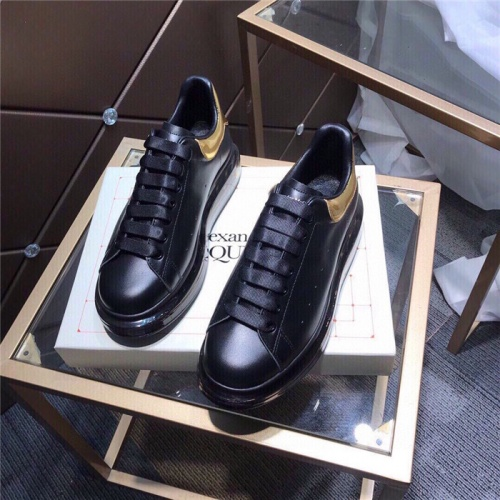Alexander McQueen Casual Shoes For Women #805926