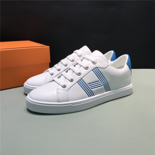 Hermes Casual Shoes For Men #805954 $73.72, Wholesale Replica Hermes Casual Shoes