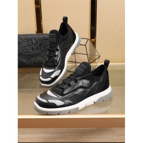 Prada Casual Shoes For Men #805975