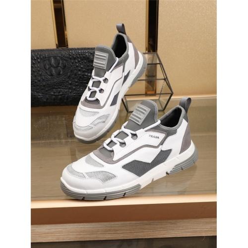 Prada Casual Shoes For Men #805978