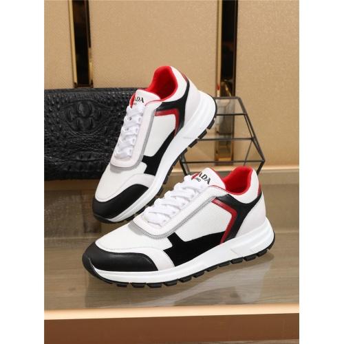 Prada Casual Shoes For Men #805979