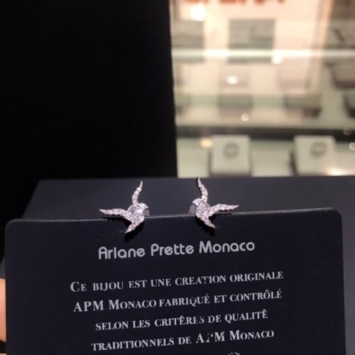 apm Monaco Earrings #805998 $31.04 USD, Wholesale Replica apm Monaco Earrings