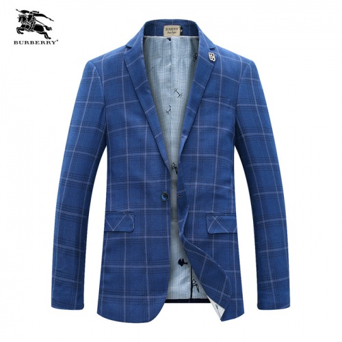 Burberry Suits Long Sleeved For Men #806023