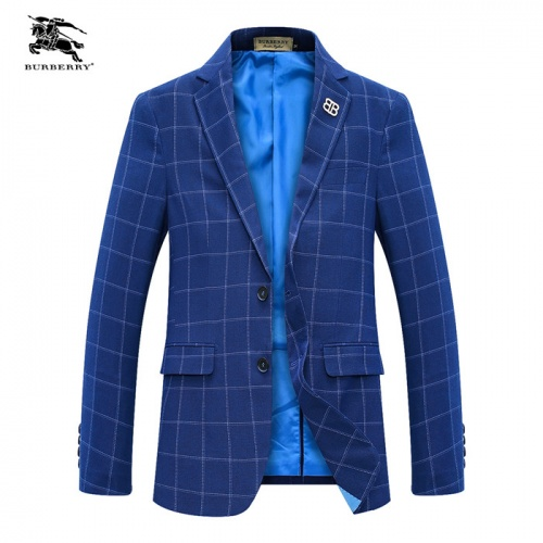 Burberry Suits Long Sleeved For Men #806037