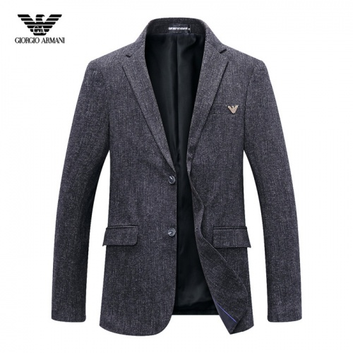 Armani Suits Long Sleeved For Men #806038