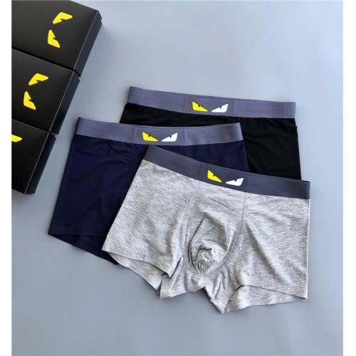 Fendi Underwear Shorts For Men #806063