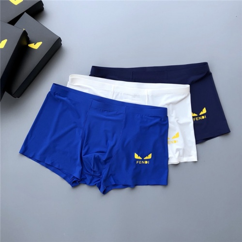 Fendi Underwear Shorts For Men #806064
